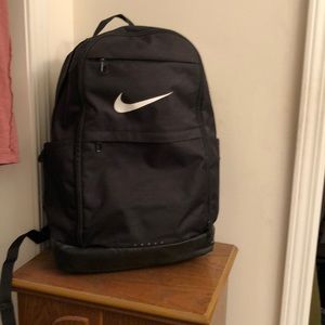 Nike backpack with padded laptop compartment.